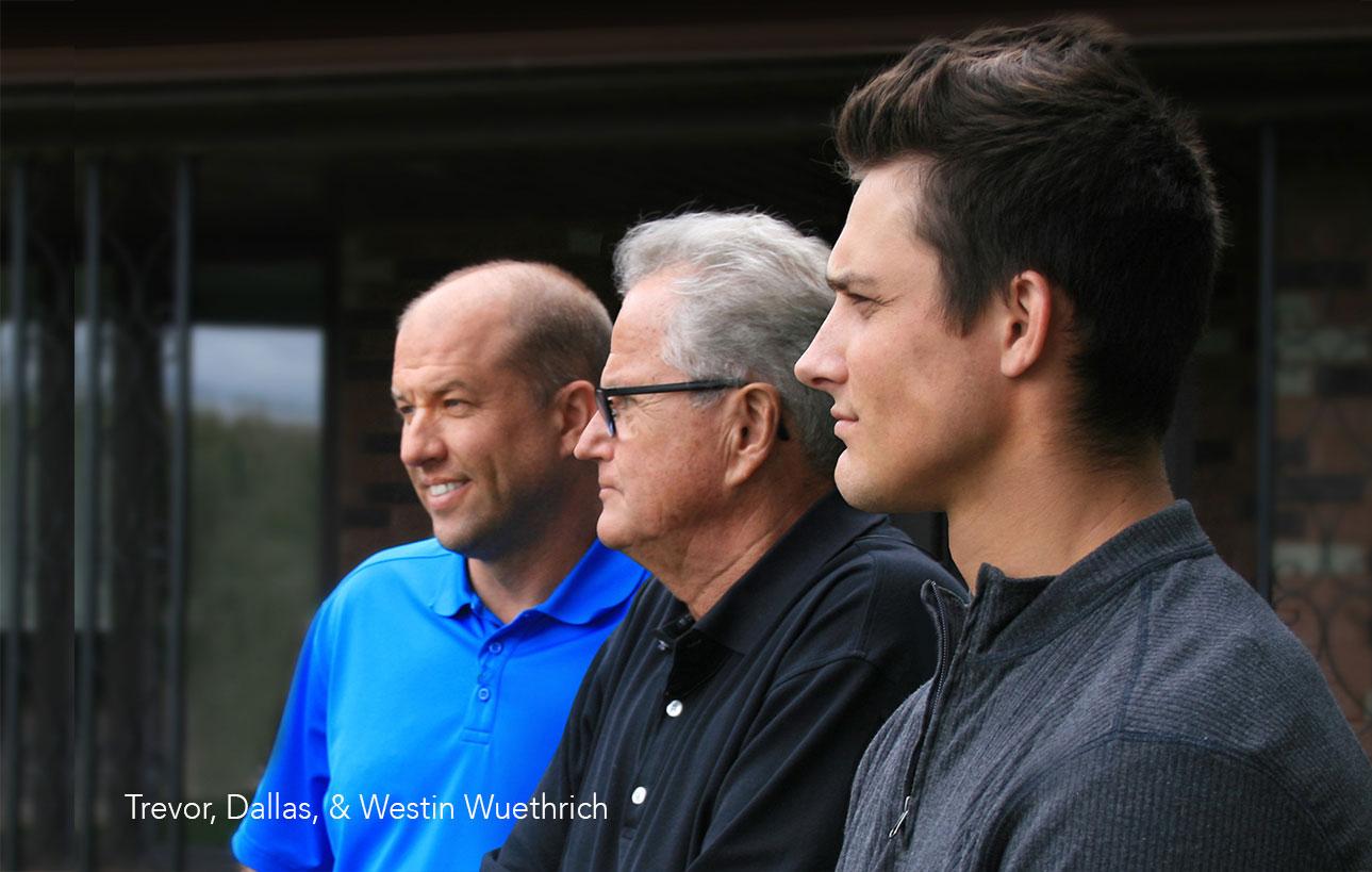 Trevor, Dallas & Westin Wuethrich-min