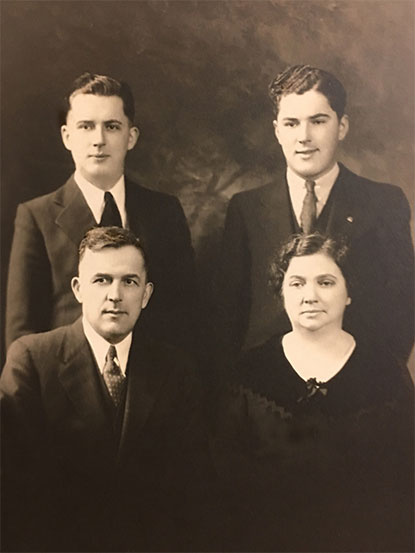 Wuethrich family